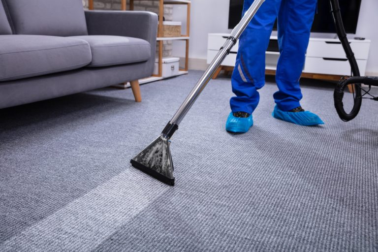 Benefits of Professional Carpet Cleaning Service